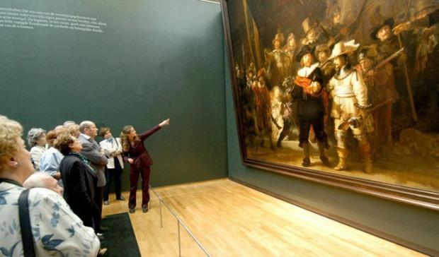El Rijksmuseum ofrece 125 mil obras online para descargar