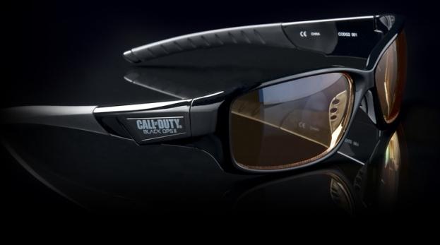 Lanzamiento oficial de gafas de Call of Duty: Black Ops II