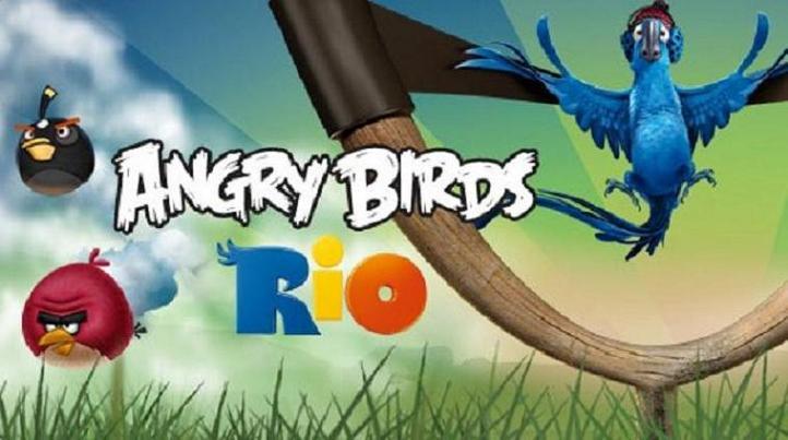 Angry Birds Rio viene actualizado con 24 nuevos niveles
