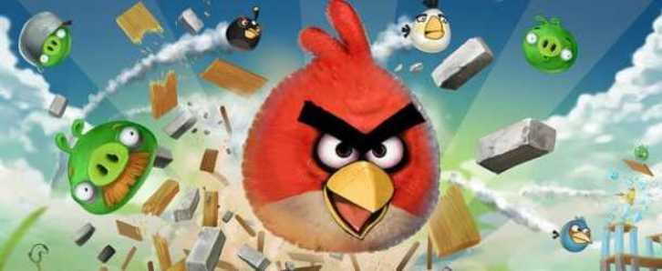 Rovio planea crear una película basada en Angry Birds