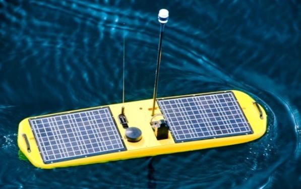 Moderno Robot logra nadar desde Estados Unidos hacia Australia