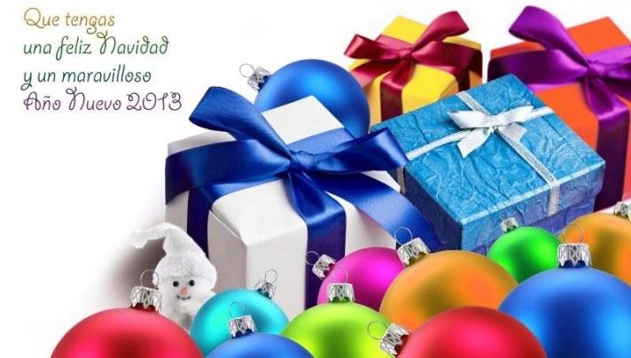 ¡Feliz Navidad! les desea toda la redaccion de Tecnowebstudio