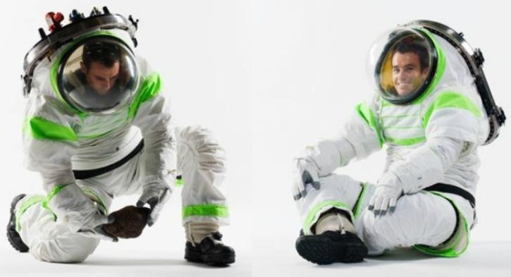 La NASA crea nuevo traje espacial al estilo Buzz Lightyear