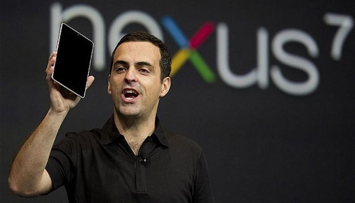 Un Nexus 7 de US$99 dólares podría hacer su aparición en el próximo CES