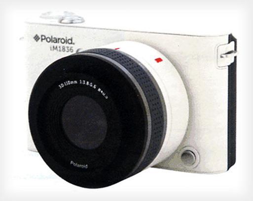 Polaroid IM1836: La primera Cámara Android con lentes intercambiables