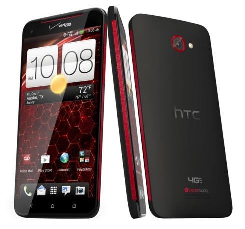 Se filtra el listado de equipos HTC para el 2013