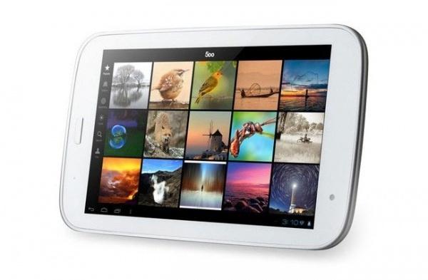 Tablet Hyundai T7,  posee el procesador del Galaxy S3 y al precio de US$200 dólares