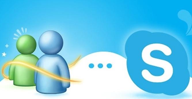Microsoft obligará a usuarios pasar de Messenger a Skype en abril