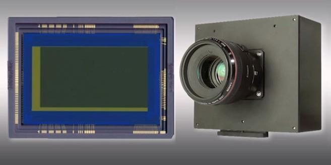 Sensor CMOS Canon que permite grabar en la oscuridad y en FullHD