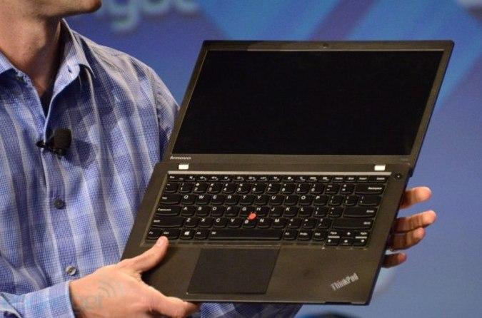 La ultrabook Lenovo ThinkPad T431