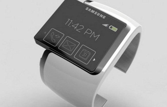 Samsung trabaja en el desarrollo de un moderno reloj