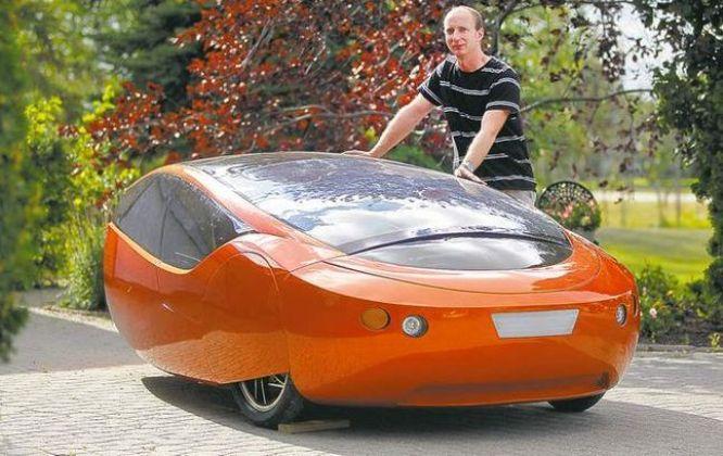 Urbee 2, un práctico coche diseñado con una impresora 3D
