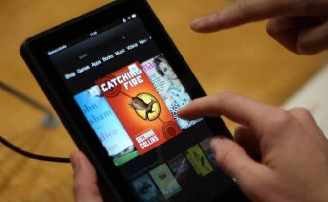 Amazon anuncia rebaja en el precio del Kindle Fire 8.9
