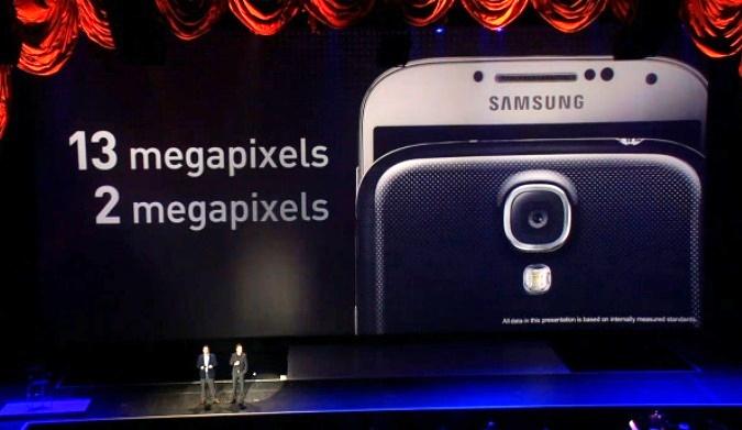 Presentación oficial del nuevo Samsung Galaxy S4