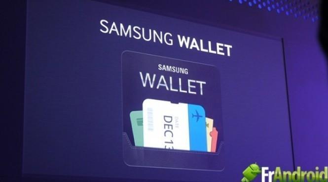 Samsung Wallet, la billetera electrónica de la coreana Samsung