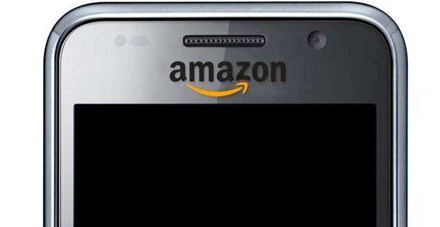 Futuro smartphone de Amazon se encuentra en camino