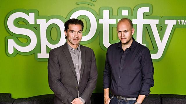 Spotify despliega algunas funciones de red social