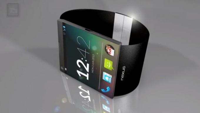 ¿sera éste modelo el futuro smartwatch de Google?
