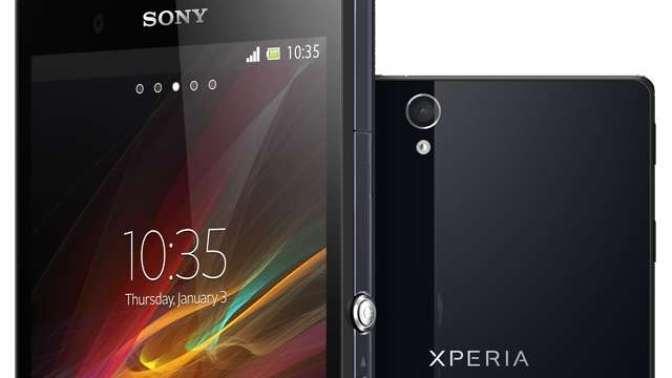 Próximamente el nuevo smartphone Sony Xperia ZR