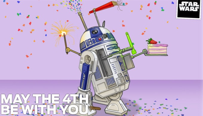 Celebración: ¡Feliz Star Wars Day!