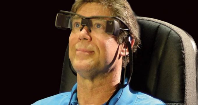 Lentes de realidad aumentada que ponen subtítulos a las películas en el cine