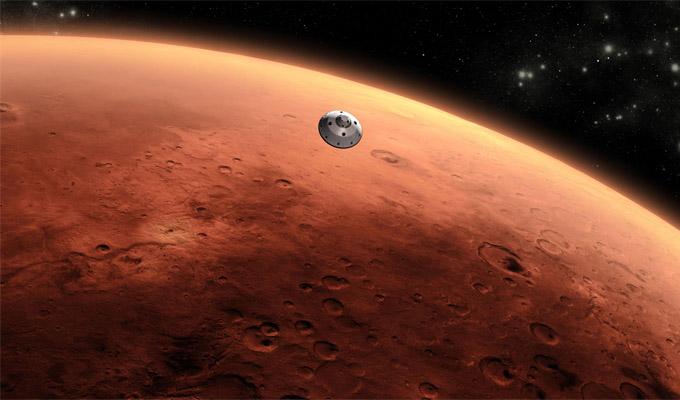 Buzz Aldrin y sus planes para instalar colonias humanas en el planeta Marte