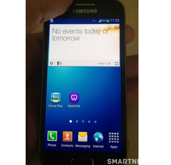 El Samsung Galaxy S4 Mini vuelve a aparecer en imágenes filtradas
