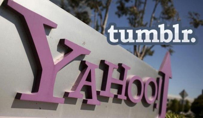 Yahoo estaría interesada en adquirir Tumblr por $1.100 millones de dólares