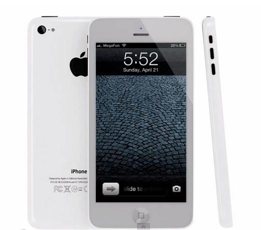 ¿Y si el iPhone 6 tuviese carcasa de plástico?