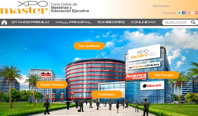 XpoMaster, la más completa oferta de maestrías, educación ejecutiva, financiamiento y servicios complementarios