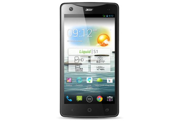 Acer Liquid S1, la primera phablet de la compañía con pantalla HD de 5.7 pulgadas