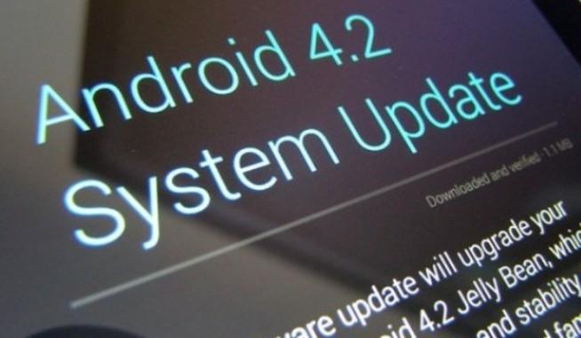 Filtrado la ROM Android 4.2.2 para el Samsung Galaxy S3