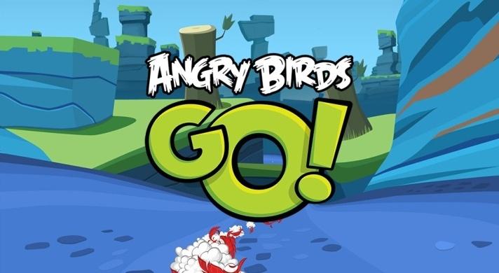 Angry Birds Go!, el nuevo juego de carreras de Rovio