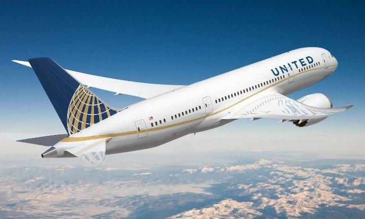 United Airlines se convierte en el cliente de lanzamiento en América del Norte del Boeing 787-10