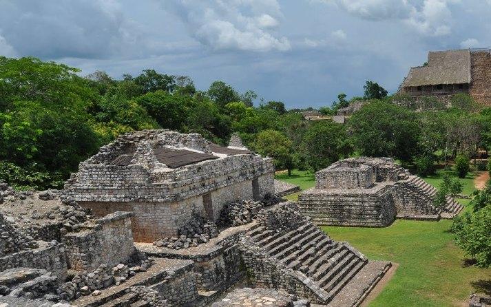 Ruinas de una ciudad Maya escondida son descubiertos en México