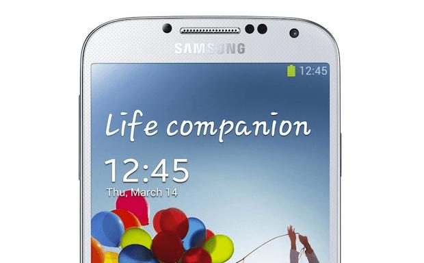 El Samsung Galaxy S4 recibe nueva actualización de software