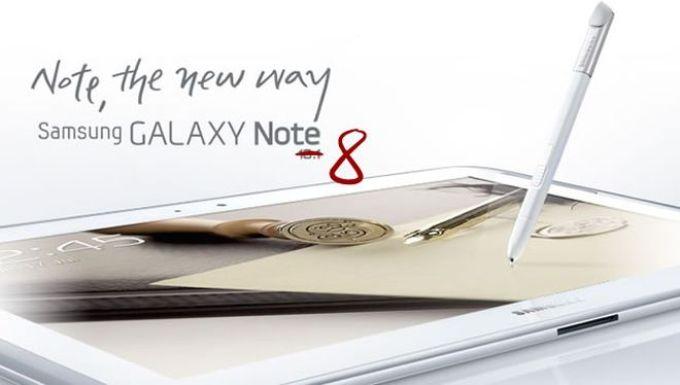 Samsung Galaxy Note 8.0, prueba a fondo de esta tablet