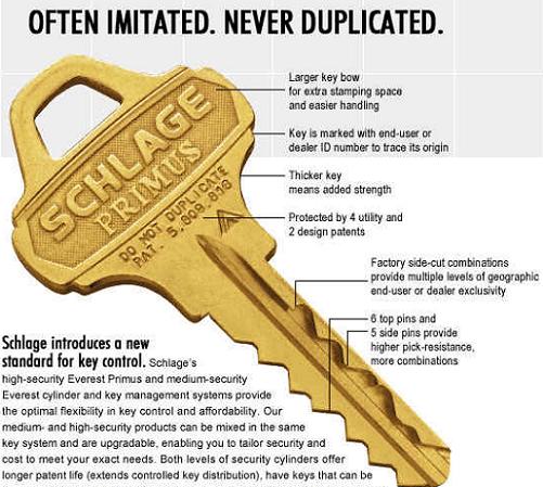 Impresión 3D de llaves: las visitas al cerrajero llegarían a su fin