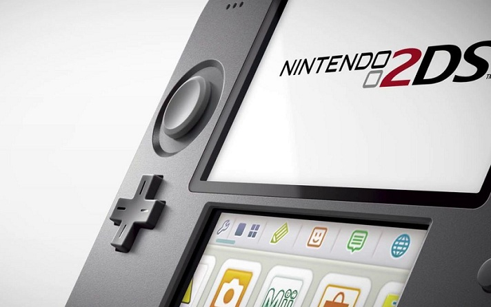 Nintendo presenta la 2DS, una versión mejorada de su modelo 3DS