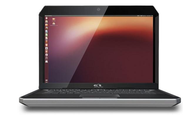 SOL, la laptop que se carga con energía solar