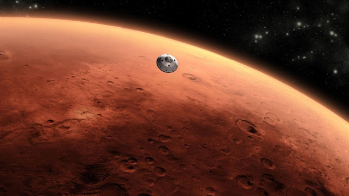 La atmósfera de Marte tuvo oxígeno hace 4.000 millones de años