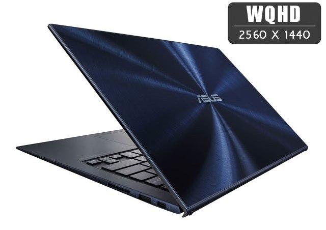 ASUS nos muestra el Zenbook UX301 con pantalla de 2.560 x 1.440 píxeles