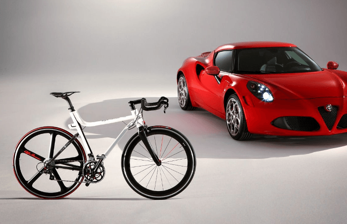 Alfa Romeo 4C IFD Bicycle 2