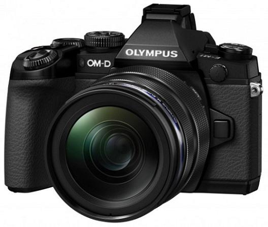 Olympus OM-D E-M1: la nueva cámara micro cuatro tercios de Olympus