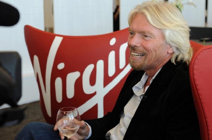 Richard Branson: El principal objetivo de una empresa es ofrecer un excelente servicio a los consumidores