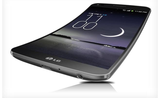 LG Flex G, la versión curva de su reciente Smartphone
