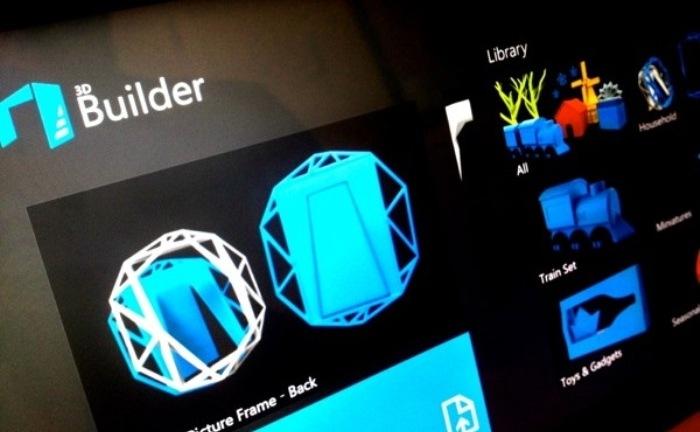 Microsoft lanza aplicación oficial para imprimir en 3D
