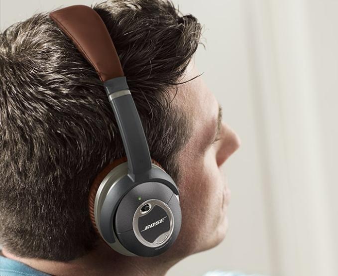 Bose QuietComfort 15 en color marrón, estupendos auriculares de edición limitada