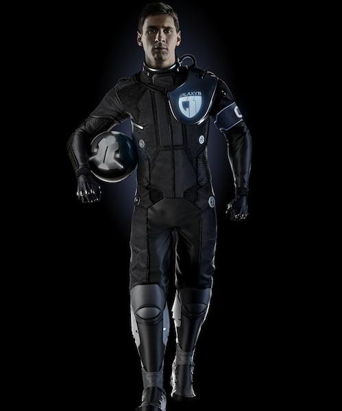 Lionel Messi es el capitán del equipo Galaxy 11