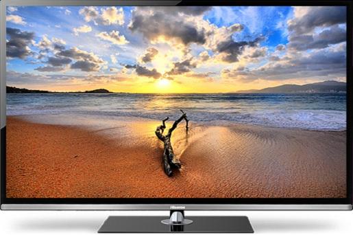 Hisense venderá Smart TV UHD de 55 pulgadas a un precio económico